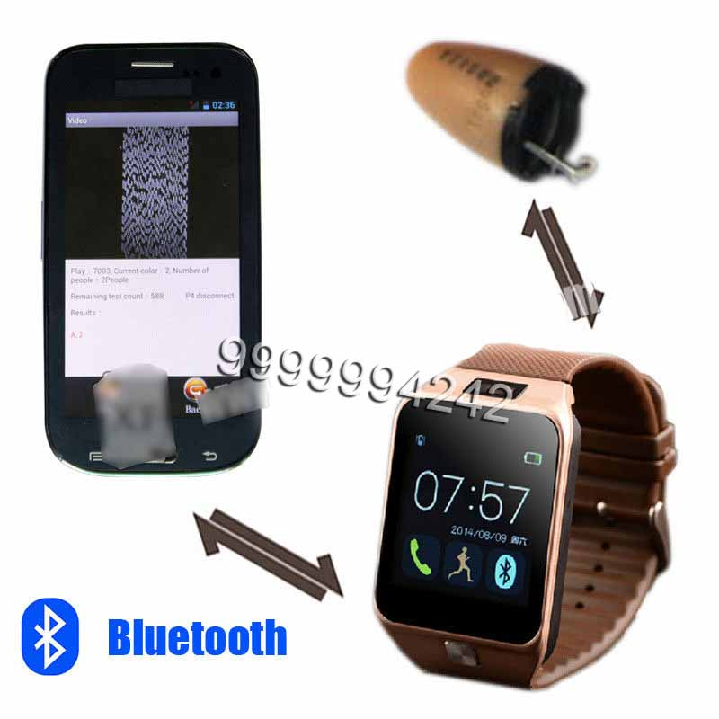 Bluetooth Loop Iwatch Gambling Accessories Interact With Mobile Phone And Poker Gambling Analyzer