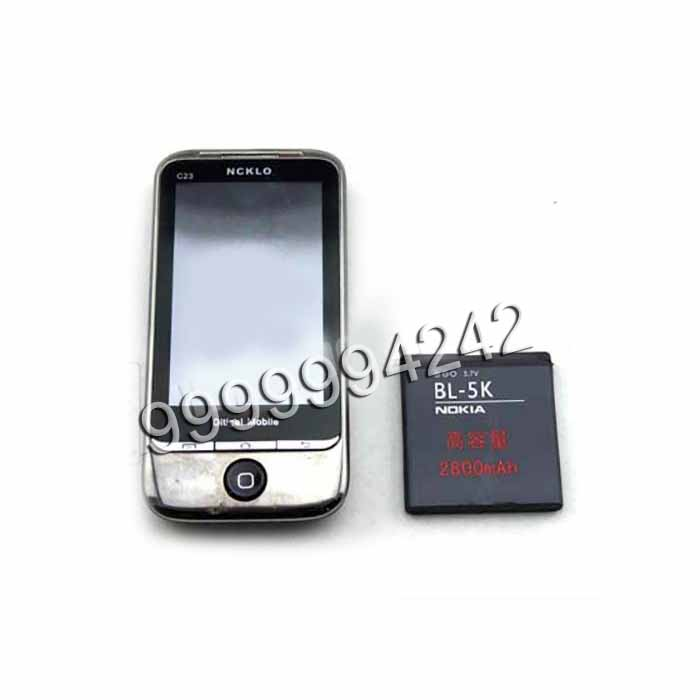 Portable Gambling Accessories Lithium Battery C23 Nokia Infrared Camera