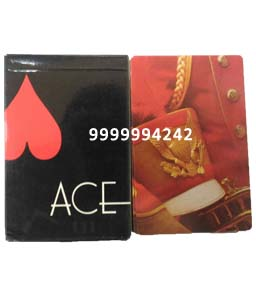 Ace Cheating Playing Cards